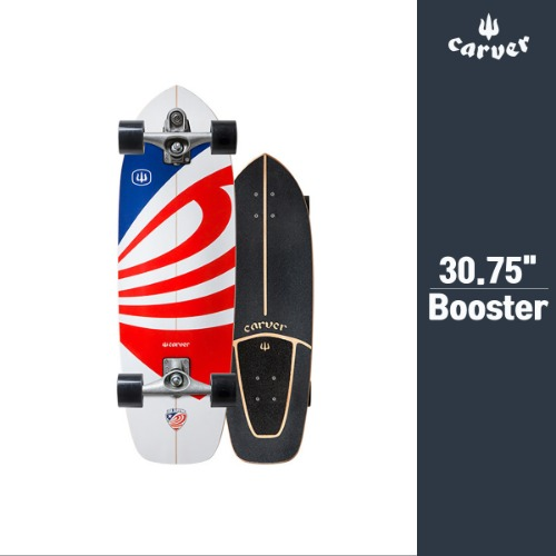 "[CARVER] 30.75"" Booster /C7 TRUCK 부스터 카버보드"