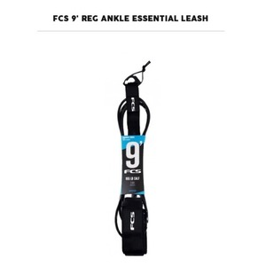 FCS 9` REG ANKLE ESSENTIAL LEASH